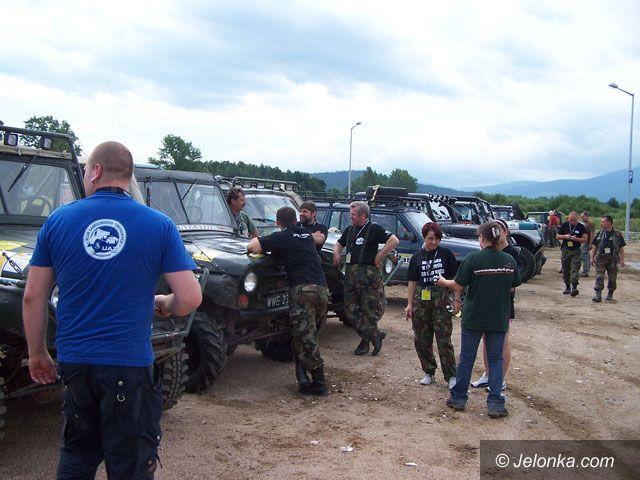 Region Jeleniogórski: Ostra jazda na OffRoad