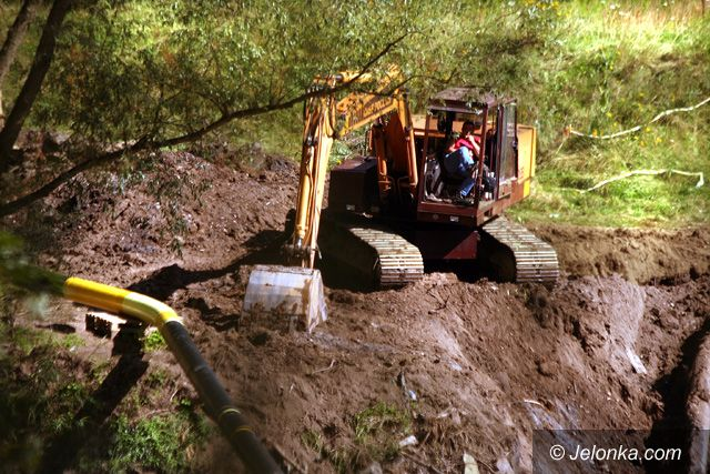 Region Jeleniogórski: Trakt w Borowym Jarze dla ciężarówek