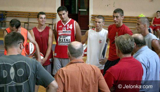 JELENIA GÓRA: Ostatnie przygotowania koszykarzy Sudetów do nowego  sezonu