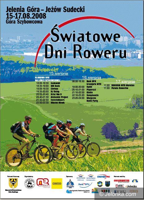 Jeżów Sudecki: Światowe Dni Roweru