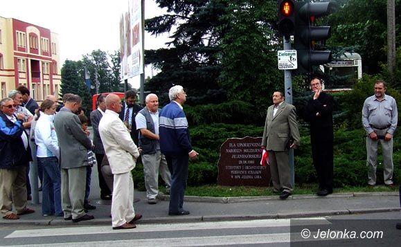 JELENIA GÓRA: Solidarni i zapomnieni – w rocznicę wydarzeń Sierpnia'80