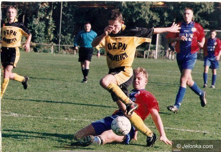 Jelenia Góra: Poważna kontuzja futbolisty Karkonoszy