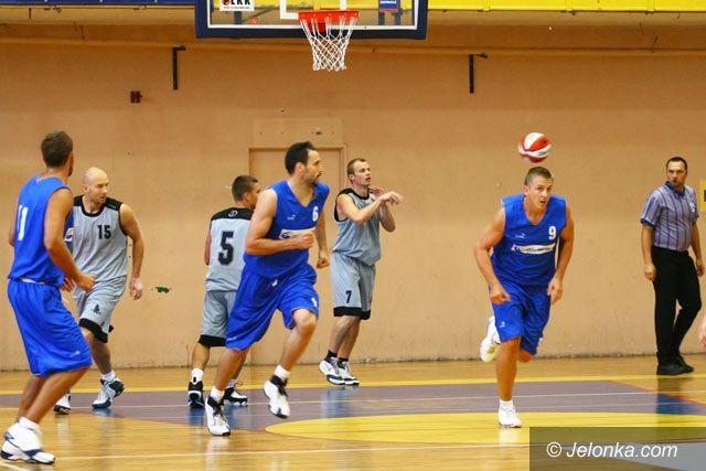 Dzierżoniów: Ostre tempo sparingowe koszykarzy Sudetów