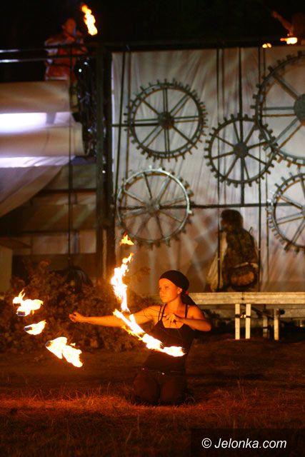 JELENIA GÓRA: Wielkie widowisko w cieniu sztucznych ogni