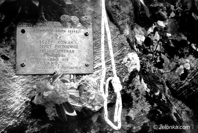 JELENIA GÓRA: Jeleniogórska wyprawa pod niebo – Annapurna 1979