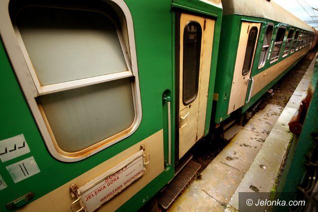 REGION: Przyspieszenie na linii do Wrocławia