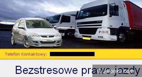 DOLNY ŚLĄSK: Prawo jazdy za dwa tysiące euro i bez egzaminu