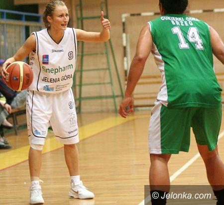 JELENIA GÓRA: Zaskakująca obniżka formy koszykarek Finepharm KK AZS
