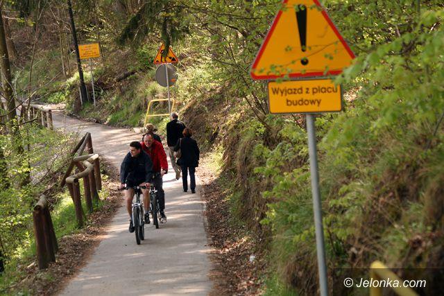 Jelenia Góra: Ścieżka zbudowana jak należy