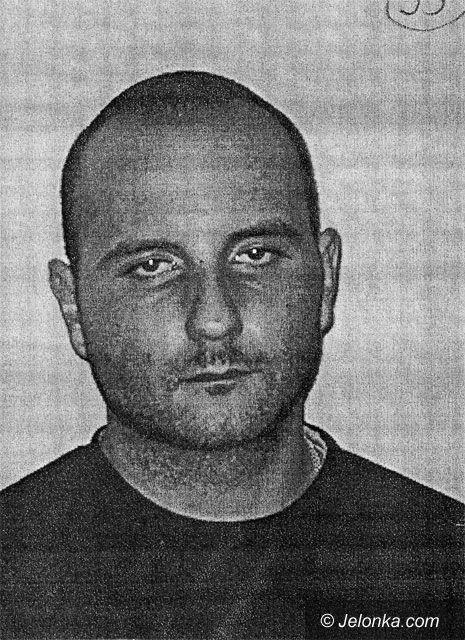 REGION: List gończy za złodziejem samochodowym
