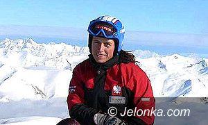 Puchar Świata: Narciarstwo alpejskie: Katarzyna Karasińska zdobywa  punkty w Pucharze Świata