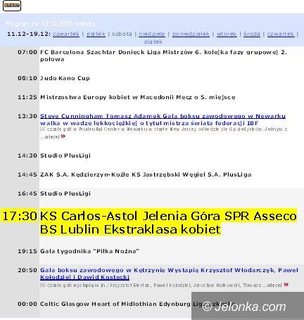 Polsat Sport: Mecz szczypiornistek na żywo w Polsacie Sport