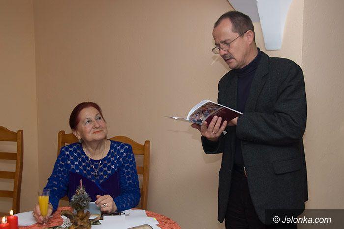 JELENIA GÓRA: Wigilijne spotkanie poetów u noblisty