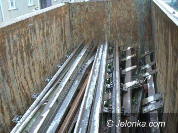 """REGION: 22 tony pociętych torów w """"prezencie"""""""