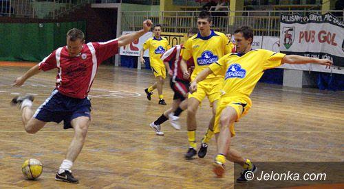 Jelenia Góra: Widowiskowy poniedziałek z  I Ligą  Futsalu.