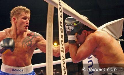 Kętrzyn: Wrócił do walk w zawodowym boksie