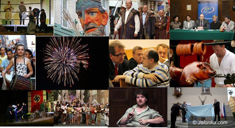JELENIA GÓRA: Gwiazdy i gwizdy – wskaż największe wydarzenie roku 2008!