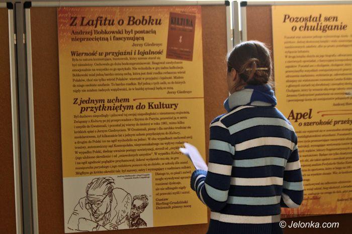 JELENIA GÓRA: Chuligan wolności w Książnicy Karkonoskiej