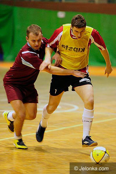 Jelenia Góra: IX kolejka I  Ligi Futsalu