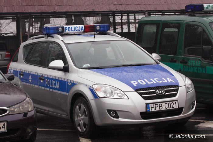 JELENIA GÓRA: Policja: coraz bardziej lubiana i skuteczna