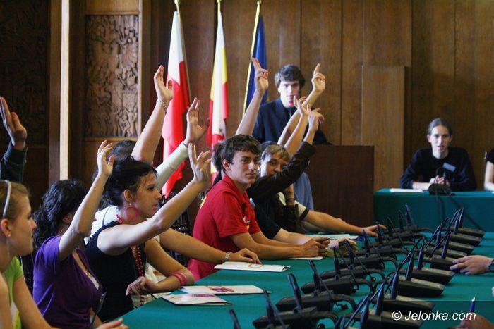 JELENIA GÓRA: Młodzi radni gotowi do działania