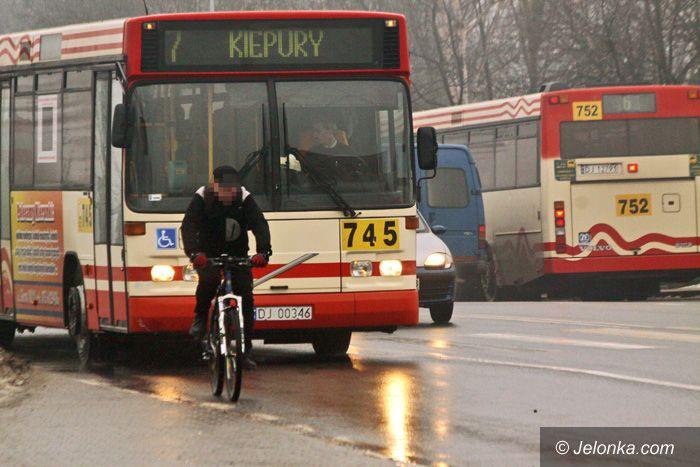 JELENIA GÓRA: Pogoda na rower jest zawsze