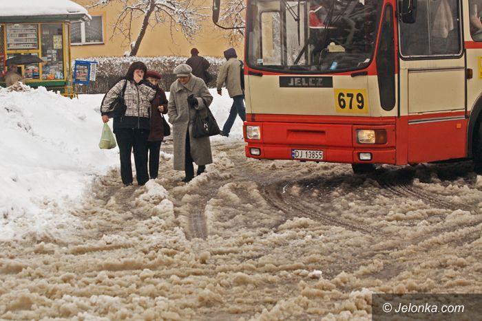 JELENIA GÓRA: Zima kontratakuje