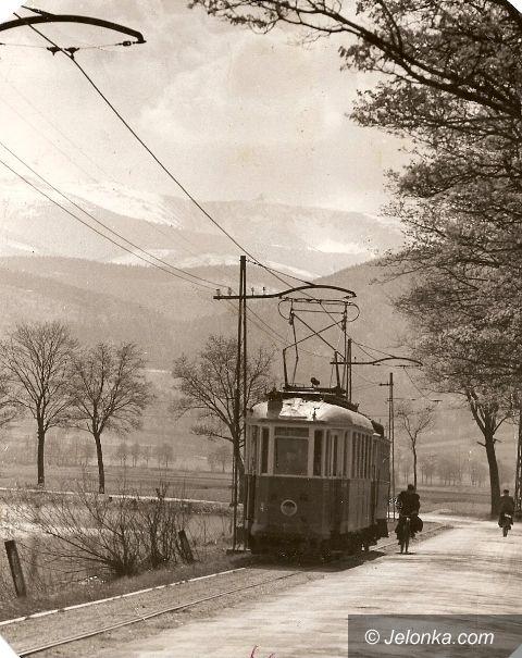JELENIA GÓRA: Pęd do tramwaju