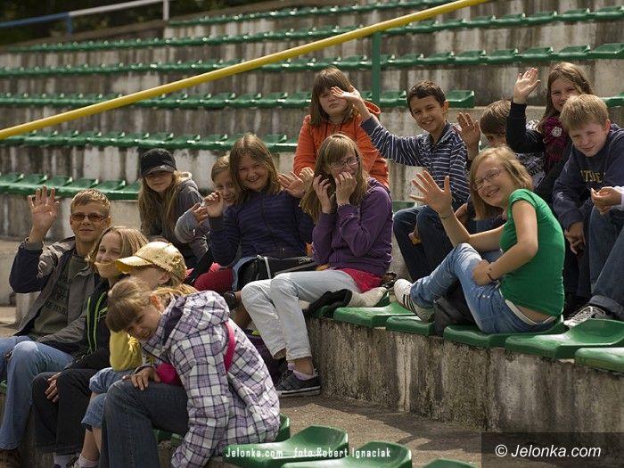 Jelenia Góra: Piłkarski Dzień Dziecka przy Złotniczej