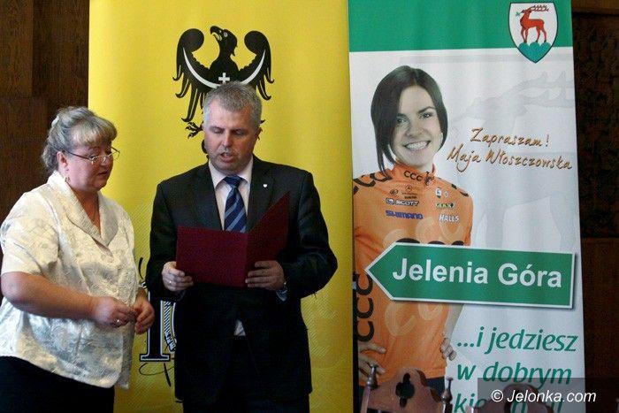 Jelenia Góra: Marszałkowski gest dla lokalnego sportu