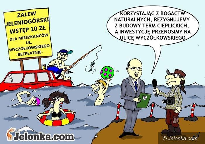 """Jelenia Góra: Potopy na """"Wyczółka"""""""