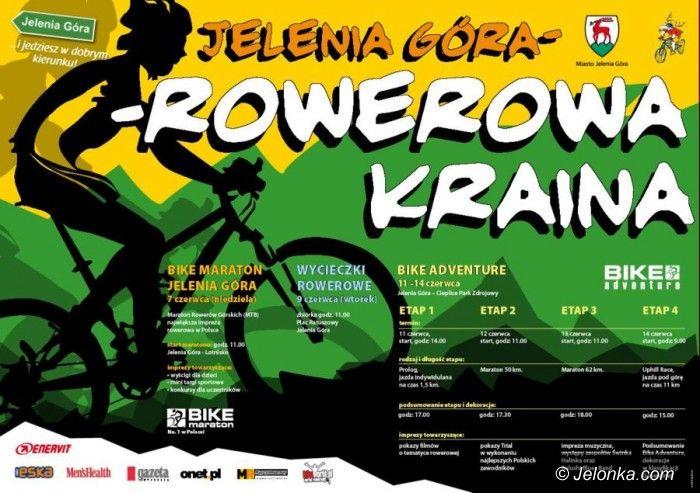 Jelenia Góra/Sudety: Prawdziwie kolarski weekend