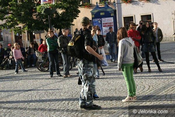Jelenia Góra: Koncertem podziękowali za wolność