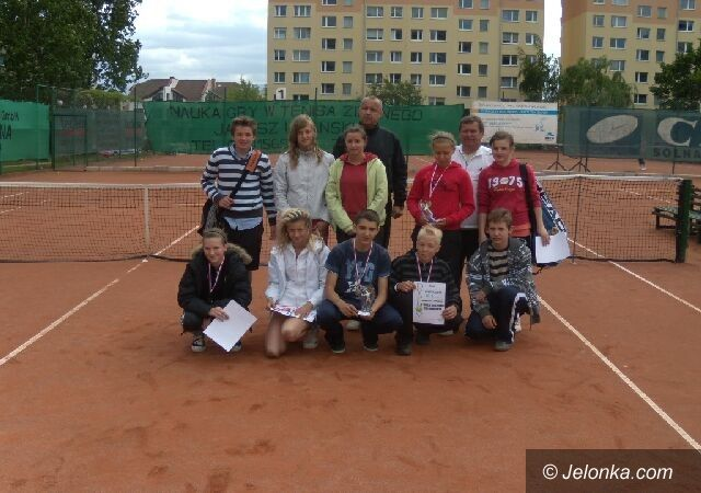 Jelenia Góra: Mistrzostwa miasta w tenisie ziemnym