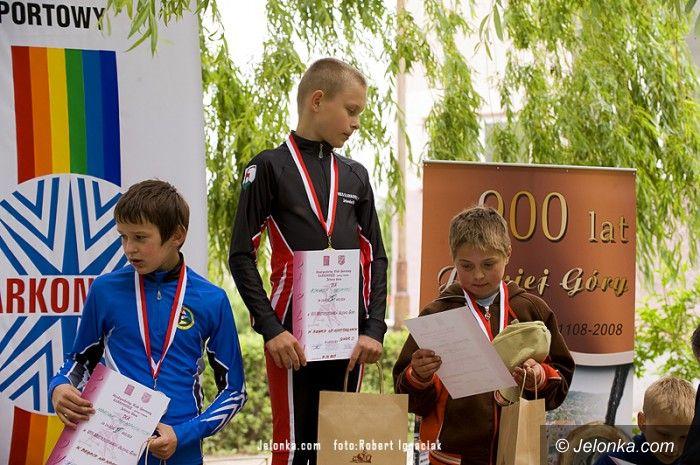 Sobieszów: Mistrzostwa miasta w biegu na kółkach