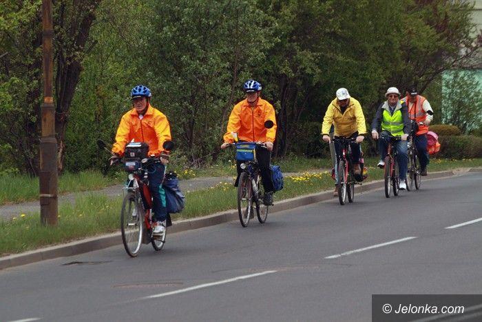 JELENIA GÓRA: Ścieżki rowerowe po wakacjach