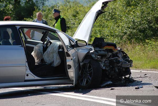 REGION: Groźny wypadek na wrocławskiej trasie