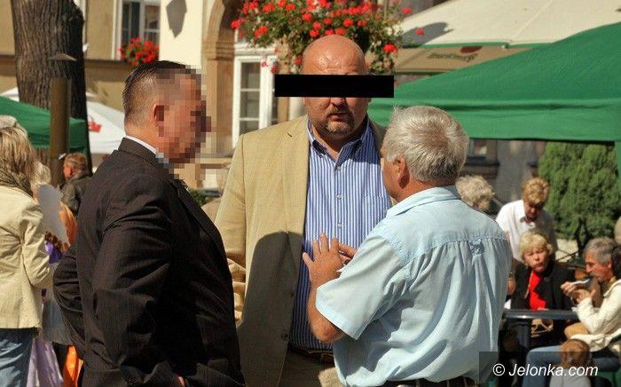REGION: Leszek G. zatrzymany pod zarzutem korupcji