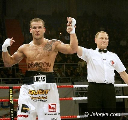 "Ruda Śląska: Janik na gali ""Wojak Boxing Night"""