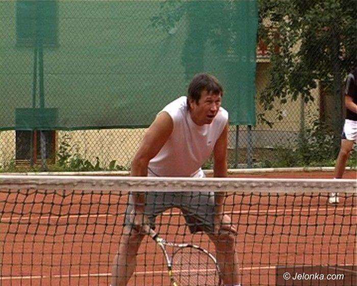 Karpacz: Gwiazdy grały w tenisa w Karpaczu