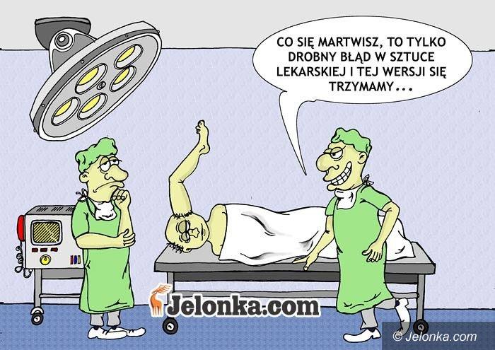 JELENIA GÓRA: Błąd w sztuce medycznej
