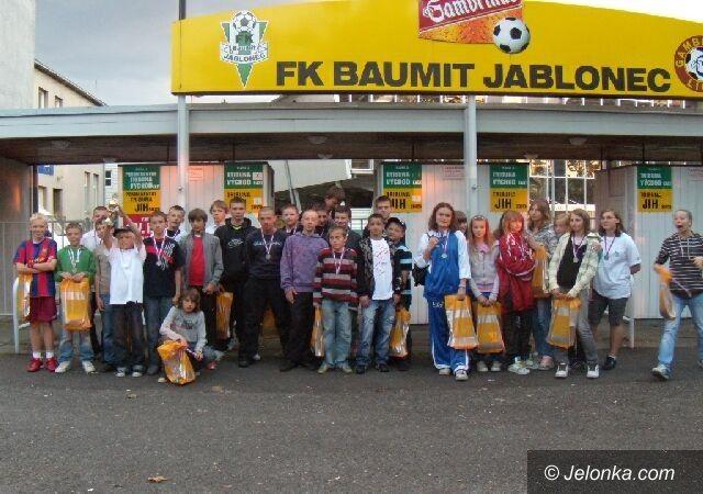 Jablonec/Czechy: Przyjaźń podstawą każdego sportu