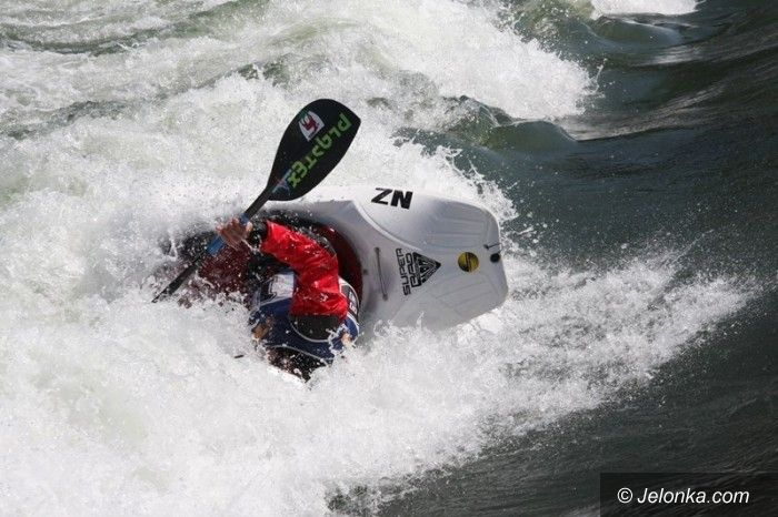 Bratysława: II edycja Pucharu Europy we Freestyle'u Kajakowym