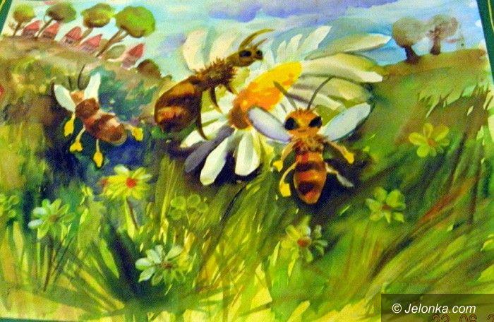 JELENIA GÓRA: Zmagania z pszczołą i miodem w tle
