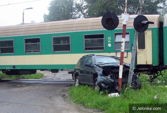 REGION: Pociągiem w jeepa, czy jeepem w pociąg