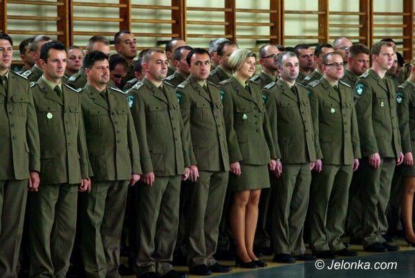 JELENIA GÓRA/ REGION: Nowa misja pograniczników