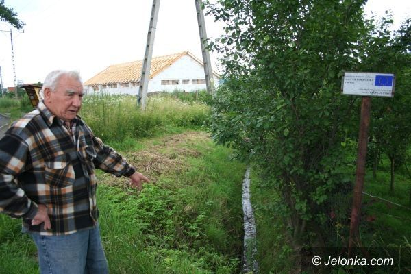 JELENIA GÓRA: Przez lenistwo sąsiadów zalana piwnica