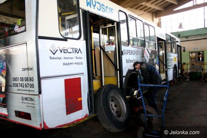JELENIA GÓRA: Autobusy (nie) do jazdy