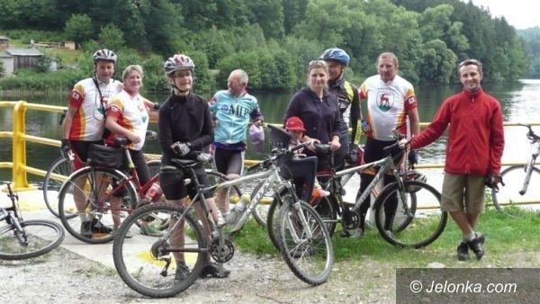 Jelenia Góra: Cykliści wjadą na górę Św. Anny