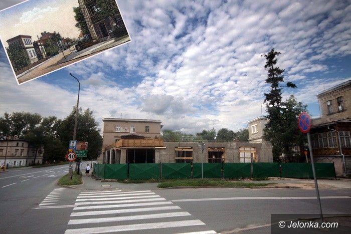 JELENIA GÓRA: Plombowanie miasta